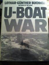 U boat WAR by Lothar-Gunther Buchheim
