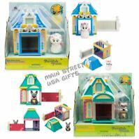 Aristocats Marie & Lady Tramp Jock Stackable Playsets Disney Furrytale Friends +