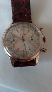 Somy chronometer wristwatches