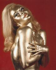 Shirley Eaton UNSIGNED photo - 3337 - James Bond - Goldfinger