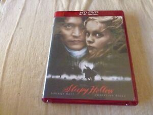 Sleepy Hollow (HD DVD) Region Free  Johnny Depp, Christina Ricci