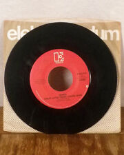 """queen crazy little thing called love / spread your wings 7"""" single elektra"""