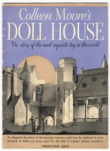 Colleen Moore's DOLL HOUSE Illustrated Magazine 1935