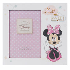 Disney Magical Beginnings Baby Photo Frame 4' x 6' Minnie Mouse