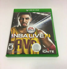 EA Sports -- NBA Live 14 (Microsoft Xbox One, 2013)