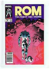 Marvel Comics ROM #48 VF/NM- 1983