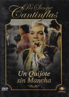 Un Quijote Sin Mancha Por Siempre Cantinflas Brand- New Dvd