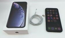 Apple iPhone XR - 64GB   MT3K2LL/A  - Black   114284-1 (NOO) BY9O