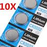 Lot de 10 Piles CR2032 3V Li- Fresh Pour WATCH BATTERIES 3 V Livraison Gratuite