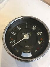 Smiths Mini Km/h Speedometer Fully Working With Guarantee