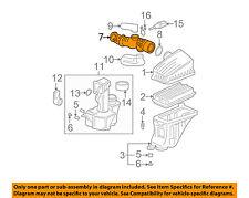 HONDA OEM Air Cleaner Intake-Tube Duct Hose 17228PVJA00