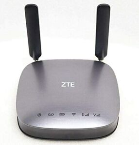 ZTE MF275R Turbo Hub 4G LTE Portable Internet Router