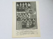 Paterson New Jersey San Salvador 1924-25 Basketball Team Picture