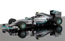 C3621A Scalextric Slot Car Legends Mercedes F1 W05 Hybrid Nico Rosberg 2014  New