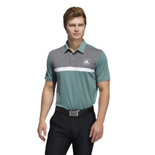 adidas Golf Novelty Colorblock Polo Shirt FS4137