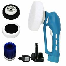 Cordless Electric Car Polisher Polishing Machine Rechargeable Battery Compact