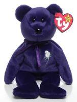 "Ty Beanie Baby - Princess the Bear 1997...NEW 9"""