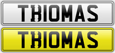 THOMAS TOM TOMMY TOMIE TOMKIN TOMMIE TOMMY THOM CHERISHED NUMBER PRIVATE PLATES