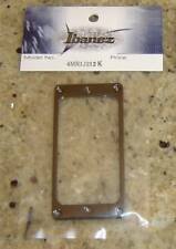 Ibanez Japanese Metal Pickup Ring in Cosmo Black Steve Vai JEM, RG, S, Prestige