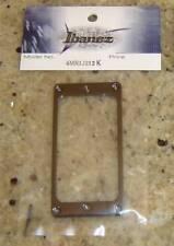 Anillo de recogida de metal Ibanez japonés en Cosmo negro Steve Vai JEM, RG, S, Prestige