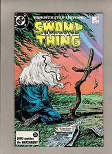 Swamp Thing #55_Dec 1986_Vf/Nm_Batman_Constan tine_Classic Alan Moore Dc Horror!