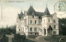 Carte AMPLEPUIS Château du Crêt