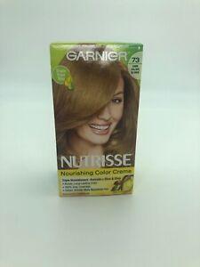 Garnier Nutrisse Haircolor 73 Honeydip (Dark Golden Blonde) Sealed New 1 Box