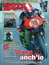 MotoSprint Extra.Marco Simoncelli,Tony Cairoli,Rally Dakar,Supercross USA,jjj