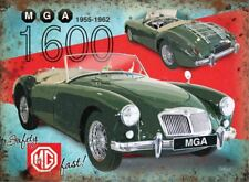 30x40cm MGA 1600 classic sports car metal advertising wall sign