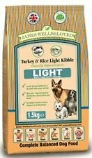 Wellbeloved Turkey and Rice Light Kibble 1.5kg - 19903