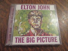 cd album elton john the big picture