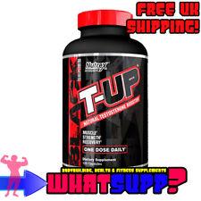 NUTREX T-UP BLACK DAA D-Aspartic Acid + Zinc TESTOSTERONE BOOSTER! PCT Sex Drive
