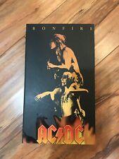 """AC/DC """"BONFIRE BOX"""" 5 CD SET NEW+"""
