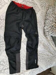 Men's Gore Bike Wear Windstpper Cycling Pants  - XL