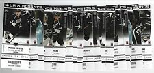 2011-2012 NHL KINGS UNUSED HOCKEY ENTIRE SEASON TICKETS STANLEY CUP SEASON (53)