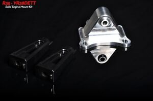 Boost Logic Solid Engine Mount Kit FOR Nissan SKYLINE R35 GTR 09-2016