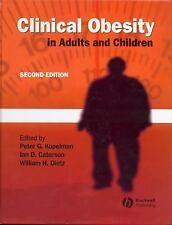 Clinical Obesity in Adults and Children-ExLibrary