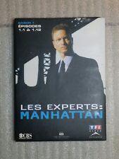 Coffret DVD Les Experts : Manhattan Saison 1 Episodes 1 à 12