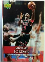 2007 07-08 Upper Deck First Edition Michael Jordan #191, Chicago Bulls, HOF