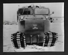 "Press Photograph 1951 Army's Newest Amphibious Vehicle ""The Otter"" ""2860"