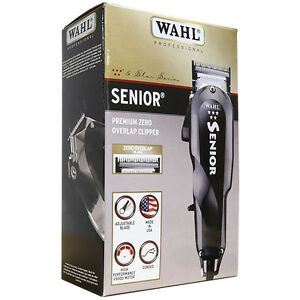 Wahl Professional 8545 5-star Series Senior Corded Clipper - NEW!