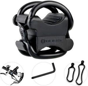 OLIGHT FB-1 10mm-35mm Universel Support Montage Vélo Accessoire Pour Lampe Poche