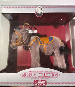 Vintage Steiff Replica 1931 Museum Collection Donkey Genuine Limited edition