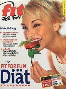 """""""Die FIT FOR FUN Diät"""" - Dauerhaft schlank - Abnehmen mit Spaß - wie NEU -"""