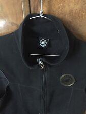 Castelli Winter Windstopper Cycling Techno Wear Vest Black  XL Gore Vintage Rare