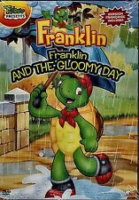 NEW SLIM CASE DVD // TREEHOUSE - FRANKLIN & the GLOOMY DAY - ENGLISH AND FRENCH