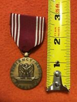 US ARMY GOOD CONDUCT MEDAL RIBBON LAPEL KOREAN Named Arlis Jones