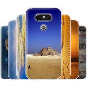 Dessana Egypt TPU Silicone Protective Cover Phone Case Cover For LG