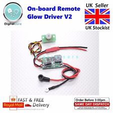 On-board Glow Driver V2 Plug Starter Igniter- Aero Plane Heli Car Engine
