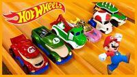 Pick and Choose - Nintendo Super Mario Bros Character Cars - Hot Wheels